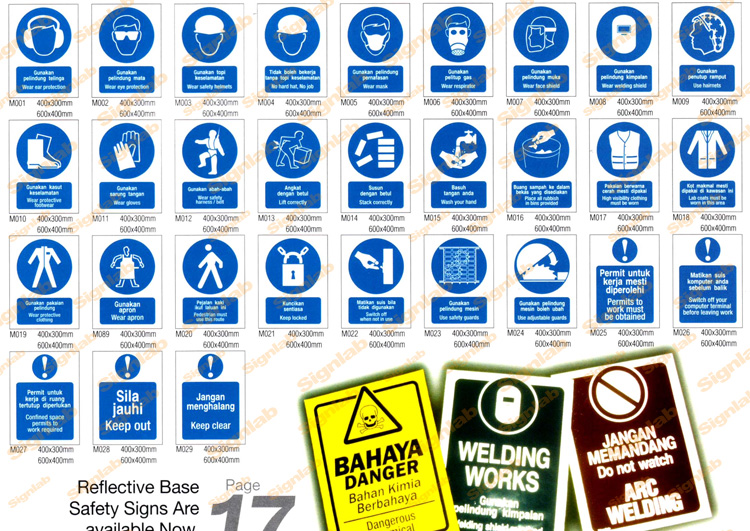 The Safety Sign Maker